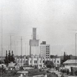 Primeros edificios.
