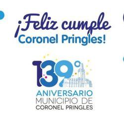 La ciudad tiene preparado grandes festejos para este nuevo aniversario.