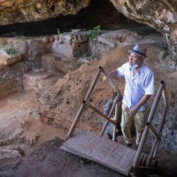 Los investigadores encontraron cerca de unos 12.000 fragmentos de hueso y más de 60 huesos de animales que fueron utilizados para fabricar las herramientas c