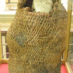 Entre las restituciones se encuentra una momia de la cultura Tiahuanaco.