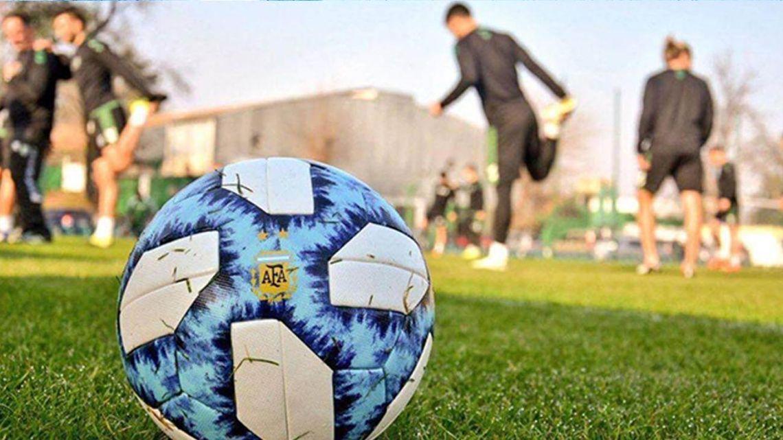Football's back.