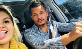 Moena Rial y Alejandro Cipolla