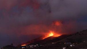 volcán en Canarias 20210924