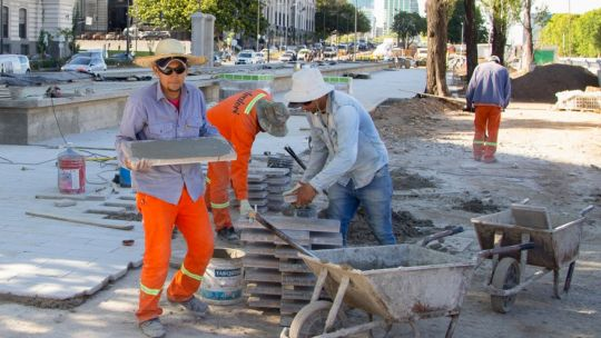 Unemployment in Argentina dropped to 9.6% in second quarter