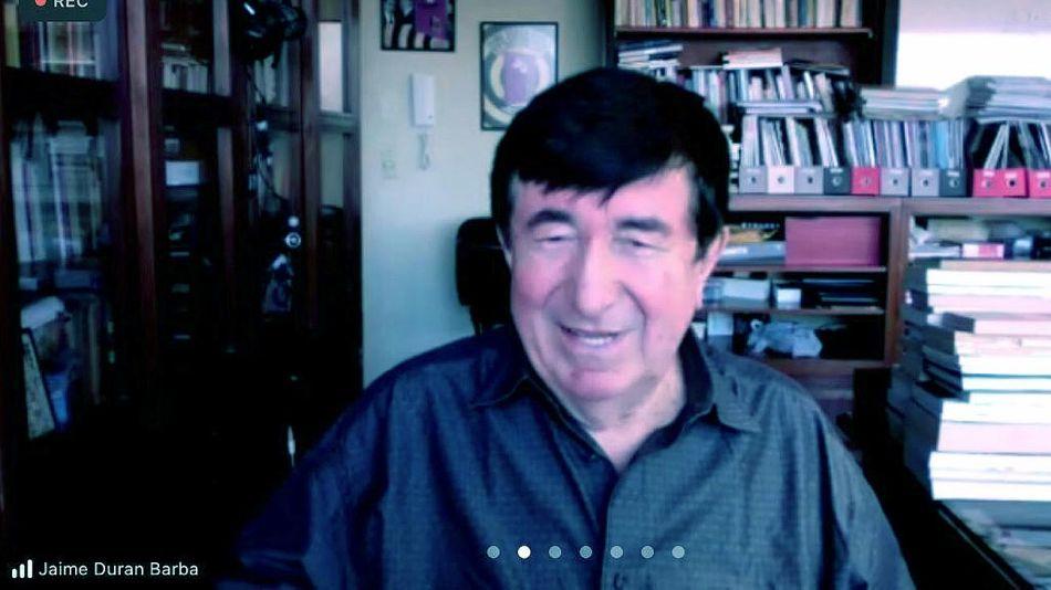 Entrevista a Jaime Duran Barba 20210924