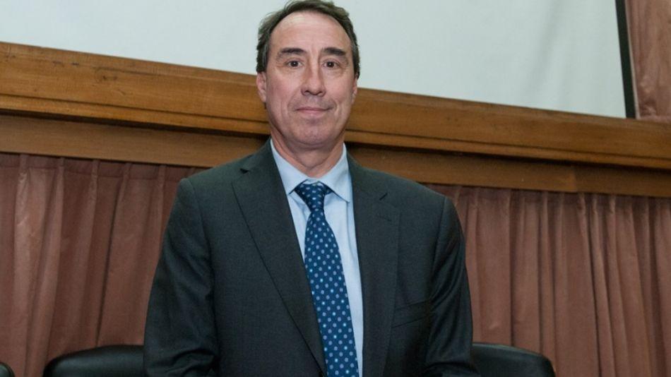 Mariano Llorens, juez de cámara