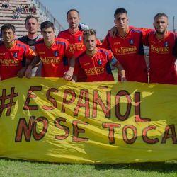 Club Deportivo Español de Buenos Aires. | Foto:-