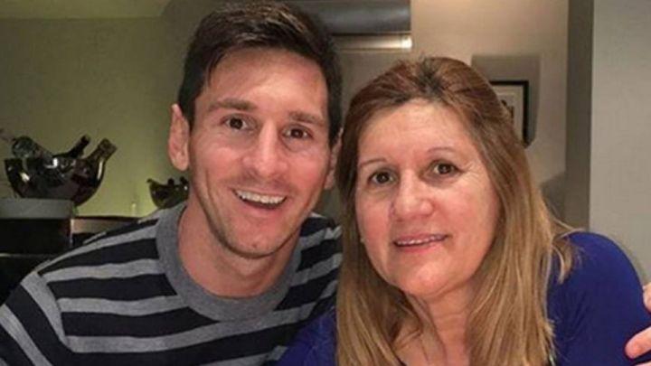 Celia, la madre de Lione Messi: ¿A Masterchef Celebrity 3?