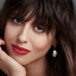 Violette, la nueva make up artist.