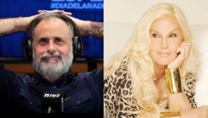 El polémico tweet de Jorge Rial por el vuelo de Susana Giménez junto a Antonio Laje