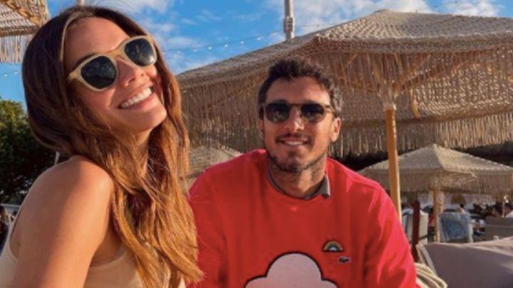 Pico Mónaco reveló el sexo de su bebé en camino