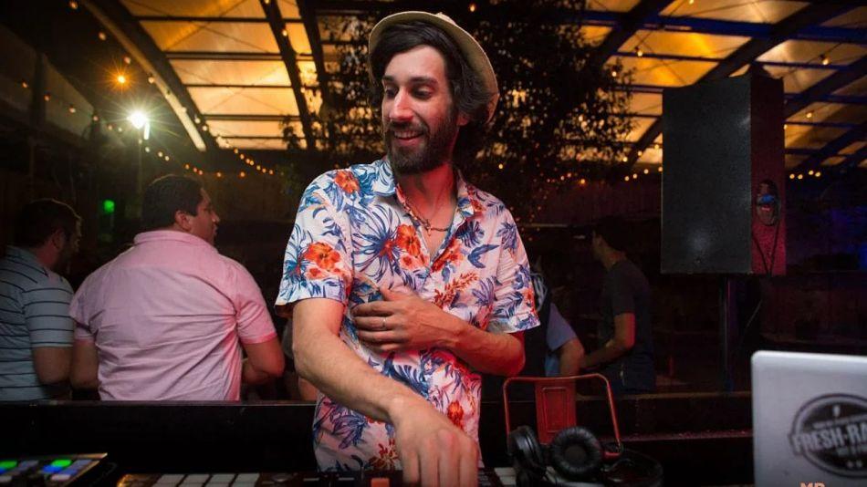Leandro Lele Gatti, uno de los DJ más conocidos de Mar del Plata, fue asesinado por motochorros en un intento de asalto.