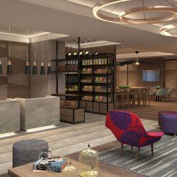 Residence Inn by Marriott Bogotá, ubicado en la zona más vibrante y cosmopolita de la capital colombiana.