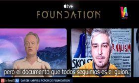 Entrevista exclusiva a los actores de Foundation