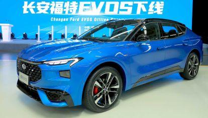 Evos: comenzó la producción del sucesor del Ford Mondeo