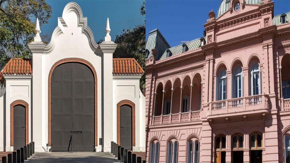 Casa Rosada y Olivos 20210927