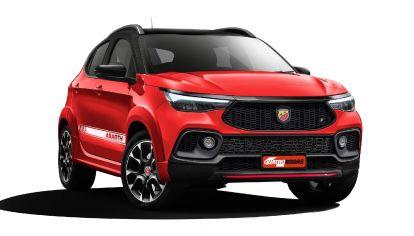 Se viene el nuevo Fiat Pulse Abarth