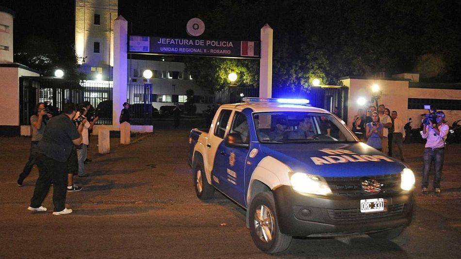 Policía de Rosario