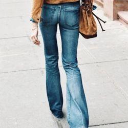 Jeans bootcut: Cómo crear looks con mucho estilo