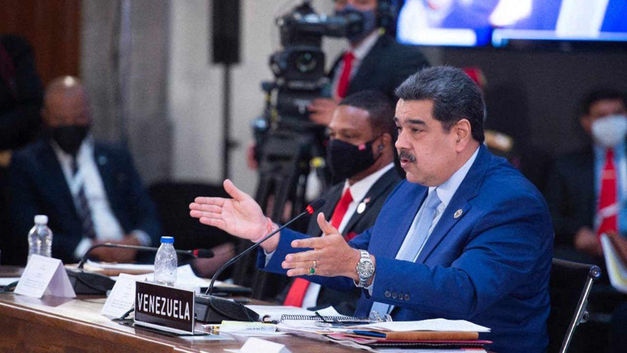 Nicolás Maduro | Foto:cedoc