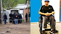 Rosario fusilaron silla de ruedas g_20210930