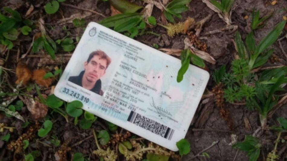 2021 30 09 Andres Aguirre Desaparecido La Plata exPolicia