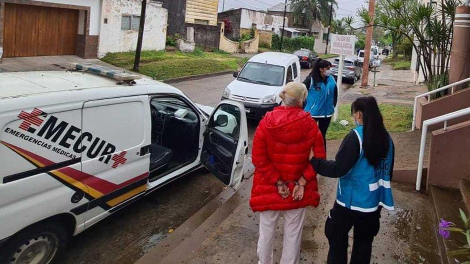 La Policía de la Ciudad detuvo a falsa médica en Corrientes 20210930