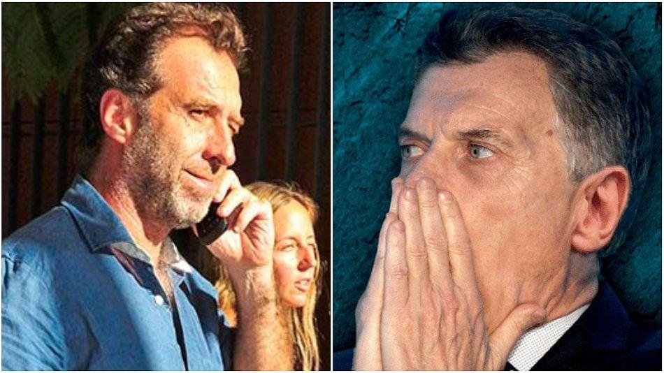Mariano y Mauricio Macri, un enfrentamiento privado y público que esta lejos de terminar.