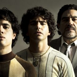 Los tres actores que recrearán la vida del Diez en Maradona: Sueño Bendito.
