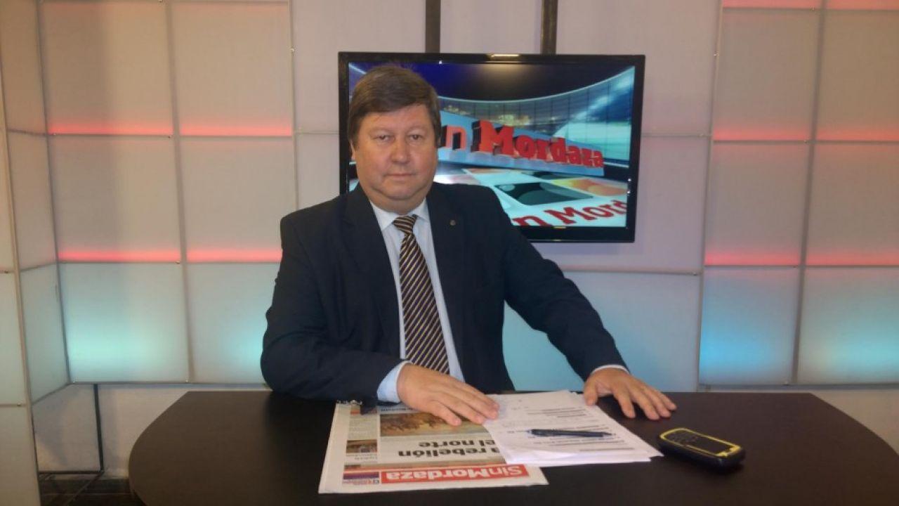 Carlos Delicia, responsable periodístico de Sin Mordaza | Foto:Cedoc