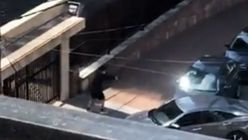 le disparó a un Citroën C3 en Playa Grande y fue detenido 20211001