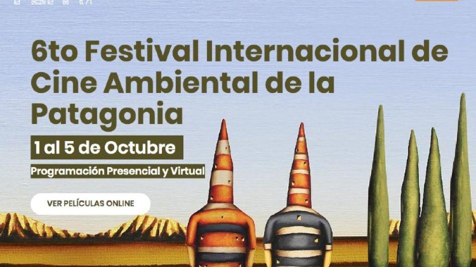 6to Festival Internacional de Cine Ambiental de la Patagonia