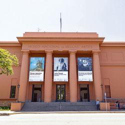 Museo de Bellas Artes | Foto:Museo de Bellas Artes