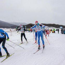 La ciudad de Ushuaia registró la temporada de esquí más multitudinaria de su historia durante el último invierno.