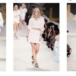 Chanel Primavera Verano 2022