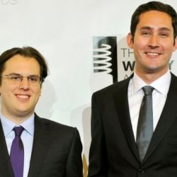 Kevin Systrom y Mike Krieger.