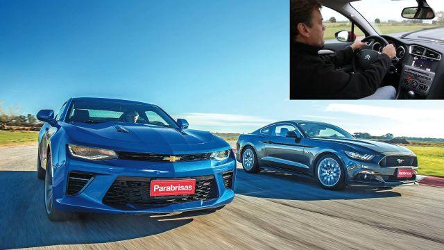 Cómo se prueban los autos en Revista Parabrisas