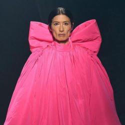 Alber Elbaz el inspirador homenaje durante el Paris Fashion Week