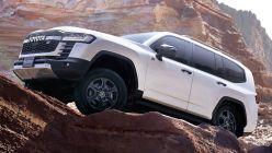 Toyota lanzó el nuevo Land Cruiser 300 en la Argentina