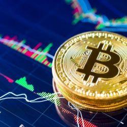 El bitcoin marcó la mayor subida para un solo día.