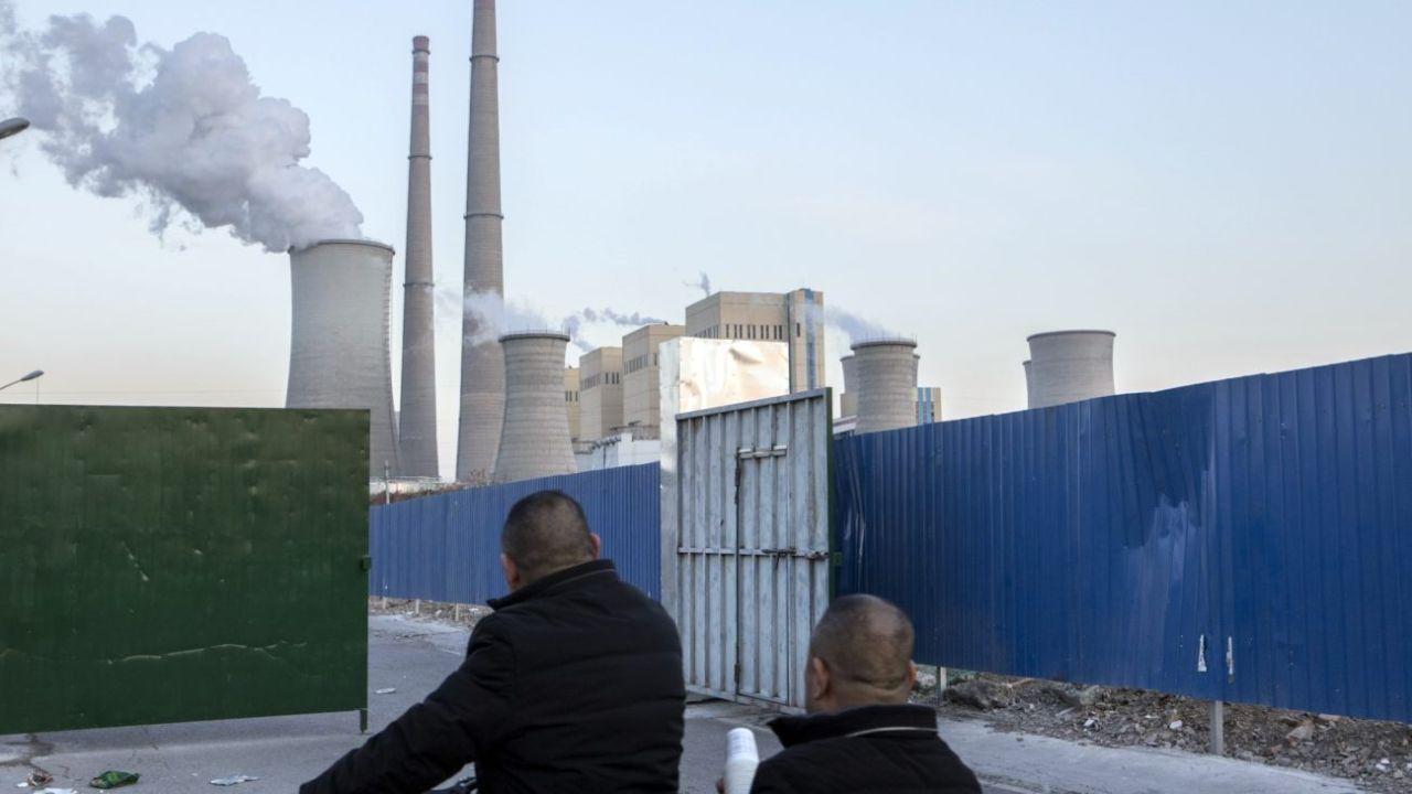 China no baja sus emisiones de carbono.    Foto:Bloomberg