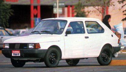 Así probábamos el Fiat 147 Vivace