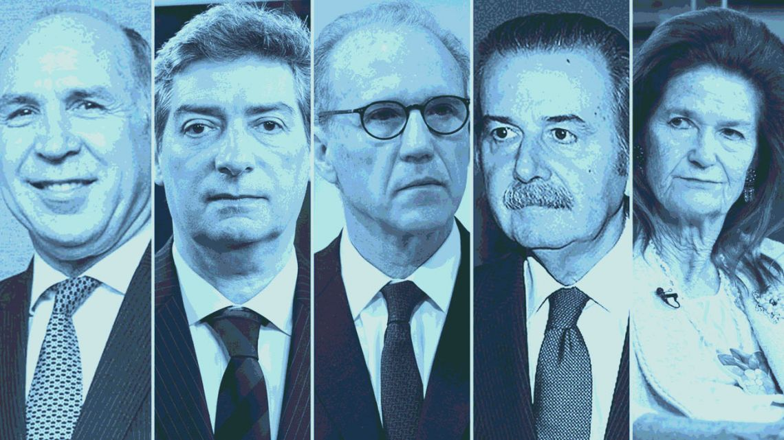 Argentina's Supreme Court justices