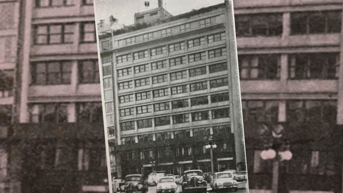 Led by former American Club President Lawence Daniels, construction at Viamonte 1133 began in 1951. The 10-story building would be financed by US multinational companies, private investors, and the sale of six floors. In 1954, the American Club moved into its new premises occupying the top four levels, with additional space on the rooftop.