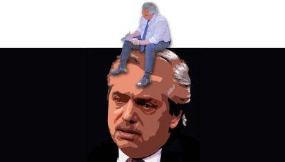 """Presidente. Aceptó los consejos de Gutiérrez Rubí y mecha cada vez que puede un """"Sí"""" en sus discursos. Sumó citas con vecinos y libretita para anotar ideas y quejas."""