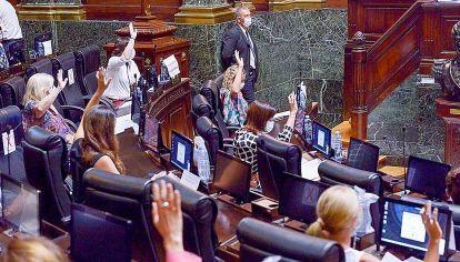 Cámara. El proyecto ya está en la Legislatura porteña.