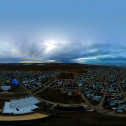 Hoy, Ushuaia cuenta con una población de poco más de 80.000 habitantes.