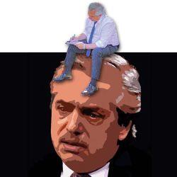 """Alberto Fernández aceptó los consejos de Gutiérrez Rubí y mecha cada vez que puede un """"Sí"""" en sus discursos."""