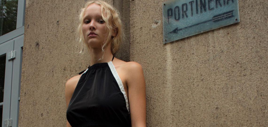 Adriana Morandi, la diseñadora argentina que apuesta por la moda futurista en Milán