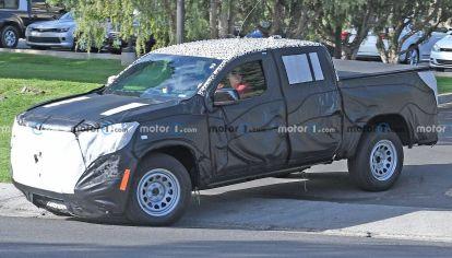 Aparece la nueva generación de Chevrolet S10